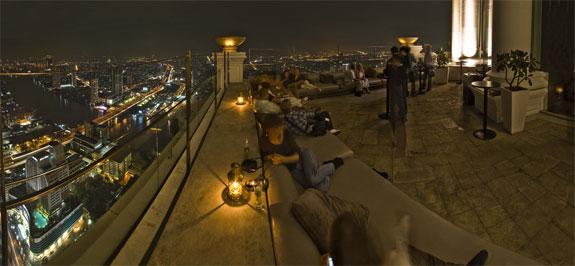 bangkok sirocco 2 Two Nights Above Bangkok