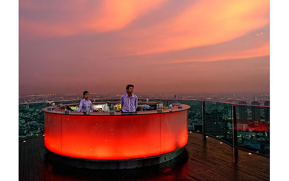 bangkok sirocco 4 Two Nights Above Bangkok