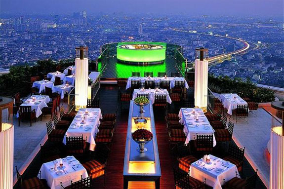 bangkok sirocco 5 Two Nights Above Bangkok