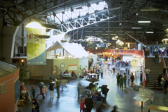 expo1 Exploring SFs Interactive Exploratorium