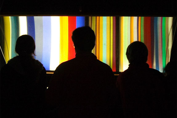 Exploring SF's Interactive Exploratorium