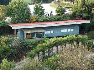 train Woodlyn Park: Three Unusual Hotels In One