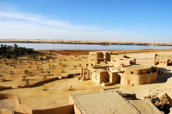 aa8 575x384 Egypts Time Forgotten Eco Resort