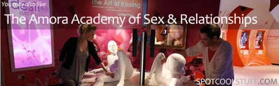 intra amora World Erotic Art Museum