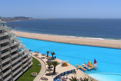 alfonso2 The Worlds Largest Swimming Pool