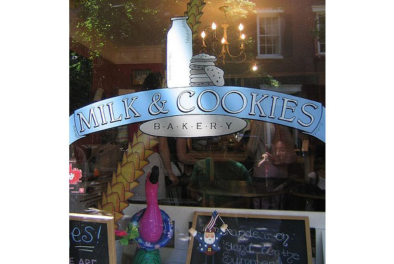 Milk and Cookies Bakery