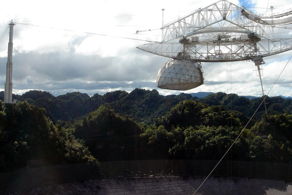 arcebomain Visiting The Worlds Largest Radio Telescope