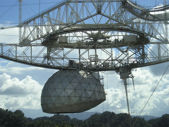 arcibo3 Visiting The Worlds Largest Radio Telescope