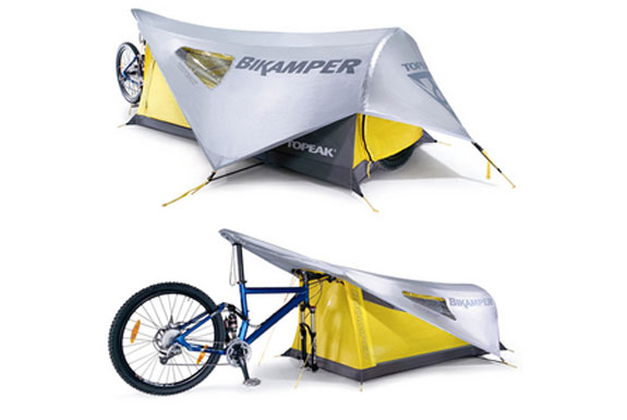 Bik&er  sc 1 st  Spot Cool Stuff | Travel & A Review Of The Lightweight Bikamper Bicycle Tent | Spot Cool ...