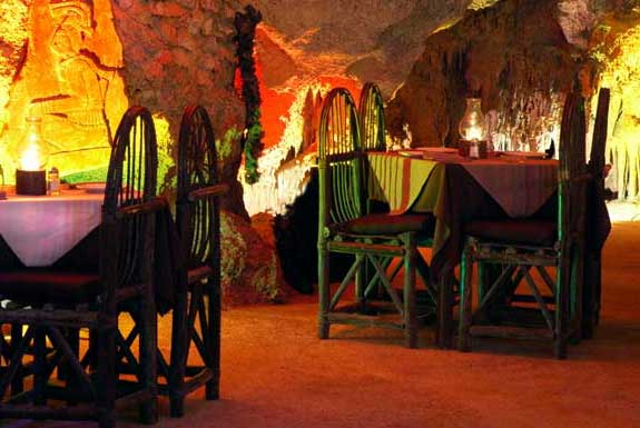 The Caribbean's Cavern Restaurants