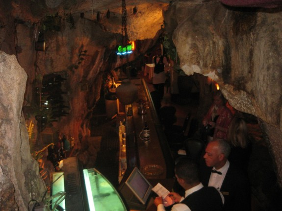 meson1 575x431 The Caribbeans Cavern Restaurants
