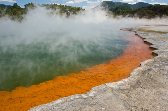 nz New Zealands Best Hot Springs <br>& Geothermal Sites