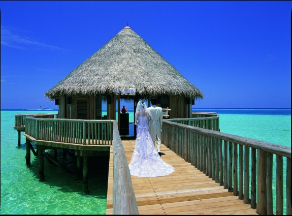soneva2 575x425 No Shoes. No News. <br>Pure, Private, Beach Relaxation.
