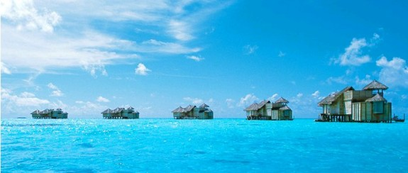 soneva6 575x244 No Shoes. No News. <br>Pure, Private, Beach Relaxation.