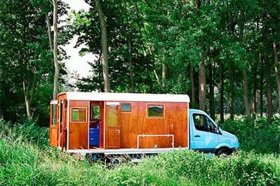 tonke1 Tour Europe in a Retro, Affordable Camper Van