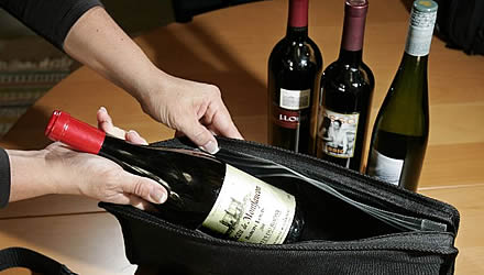 winebag Have Wine Will Travel