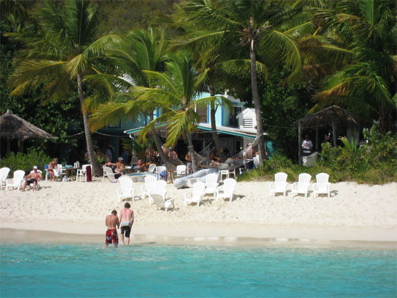 soggy1 5 Cool Caribbean Beach Bars