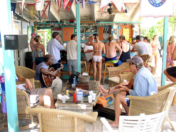 soggy2 5 Cool Caribbean Beach Bars