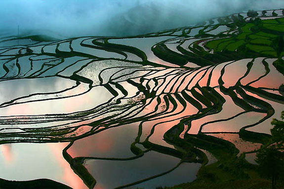china2 Top 10 Destinations <br>For Rice Terrace Travel