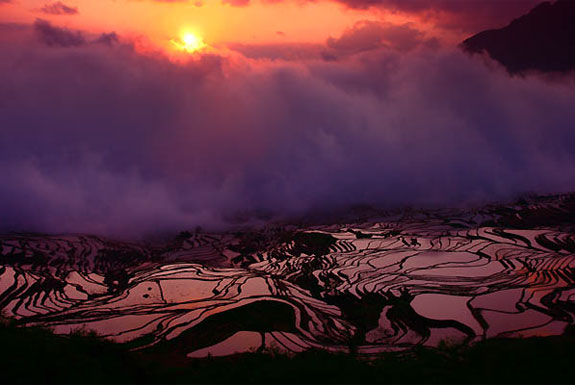 china6 Top 10 Destinations <br>For Rice Terrace Travel