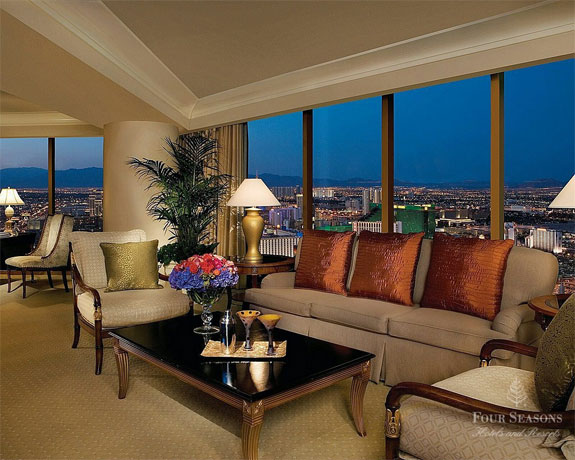 four seasons vegas 5 The Best Resort In Vegas (Without A Casino)