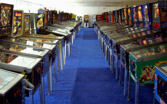 las vegas pinball hall of f The Pinball Hall Of Fame