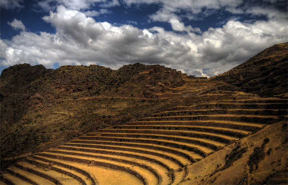 World's Best Rice Terraces: Peru