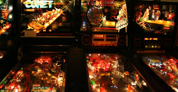 pinball hall of fame 3 The Pinball Hall Of Fame