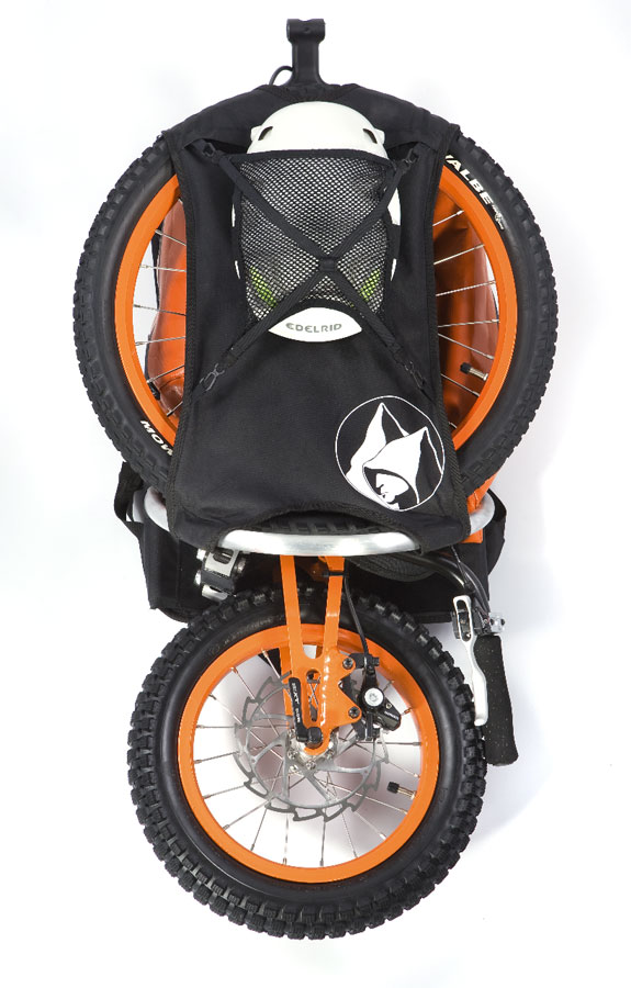 bakcpack bike 8 Backpack <> Scooter