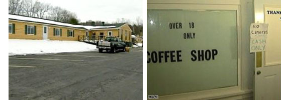 coffee top 1 Topless Coffee Shop Percolates Business