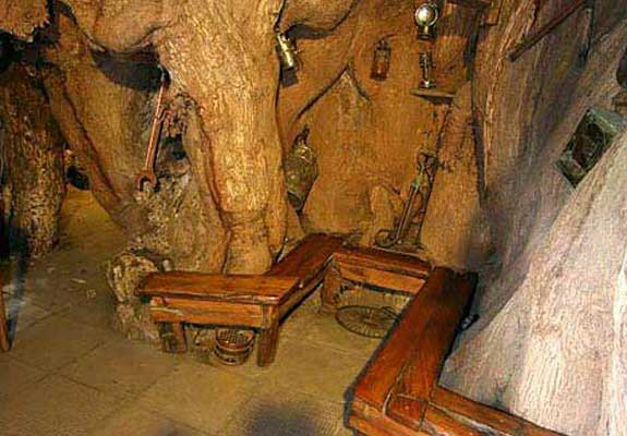 baobab bar 2 The Worlds Only Pub <br>Thats Inside a Tree