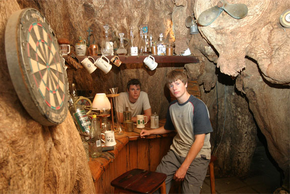 The World's Only Pub That's Inside a Tree