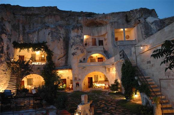 Cappadocia's Cave Hotels
