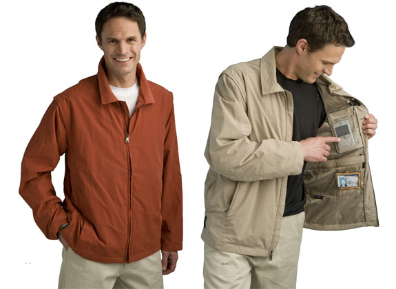 essential mens 2 The Essential, Pocket full, Travel Jacket