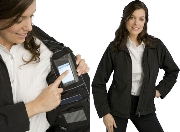 essential womens 2 The Essential, Pocket full, Travel Jacket