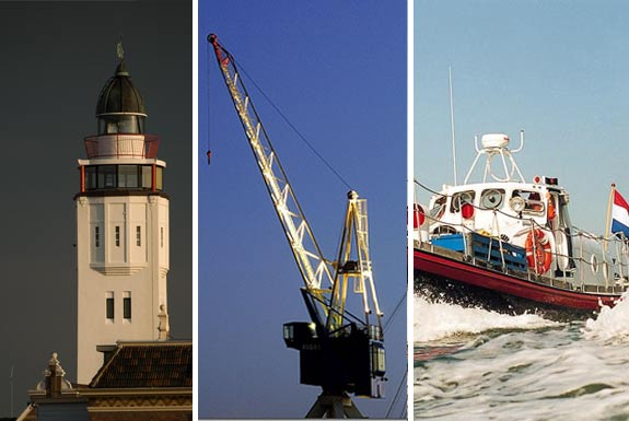 The Unusual Hotels of Harlingen, Holland