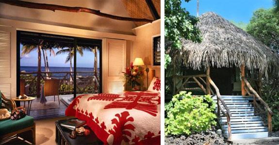 kona 0  Simply Luxurious Hawaii Beach Huts