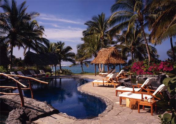 kona 1  Simply Luxurious Hawaii Beach Huts