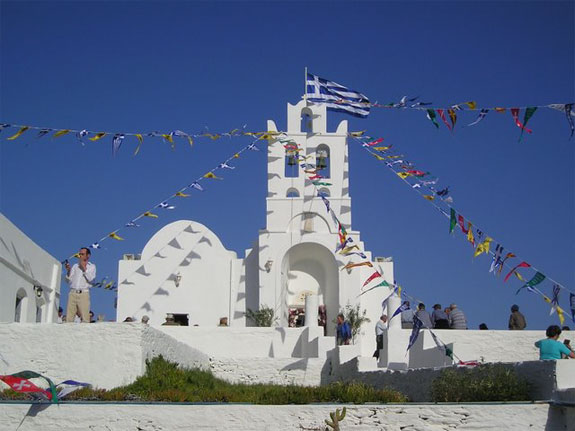 siphnos The Island of Miracles