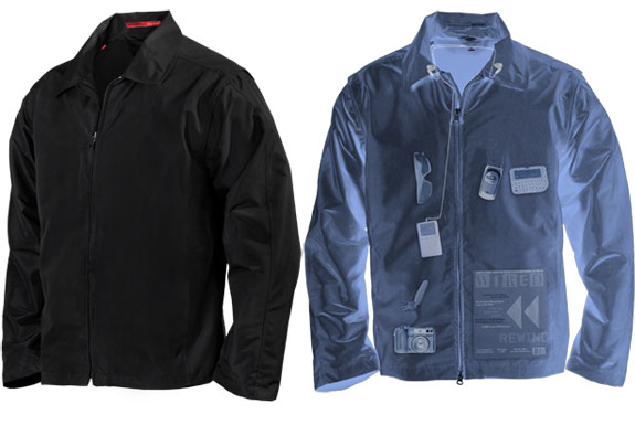 The Essential, Pocket-full, Travel Jacket