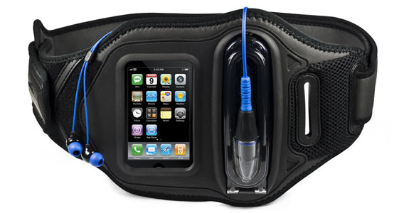 amphibx iWaterproof Your iPod and iPhone
