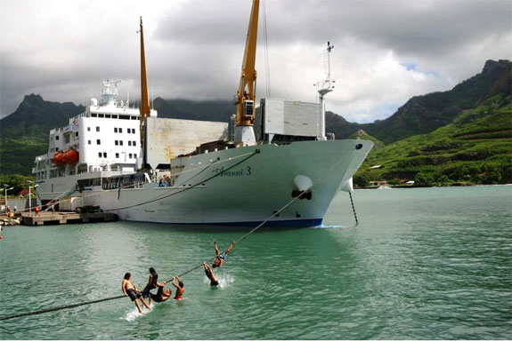 5 Cool Cargo Ship Cruises