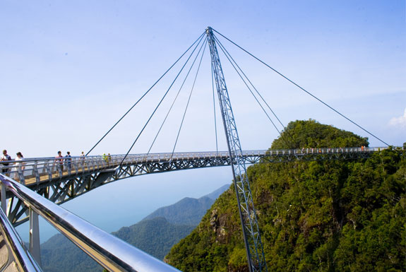 The World's Longest Pedestrian Bridge, Kind Of