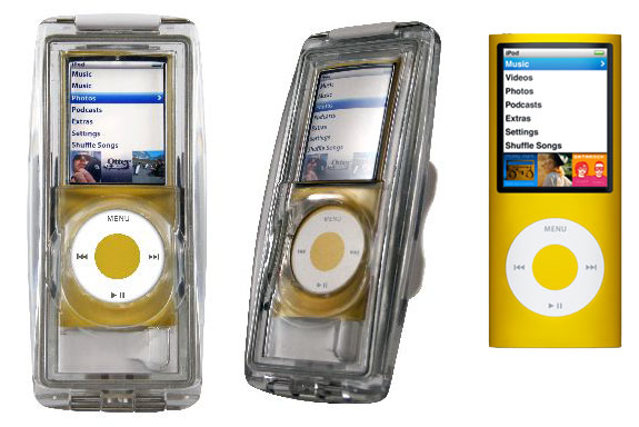 otterbox nano case iWaterproof Your iPod and iPhone