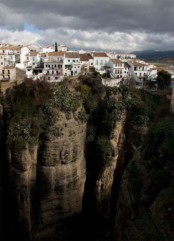 ronda 1 5 Amazing Towns on Perilous Cliff Sides