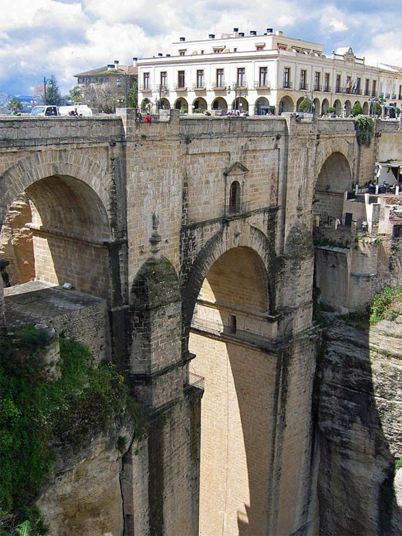 ronda 2 5 Amazing Towns on Perilous Cliff Sides