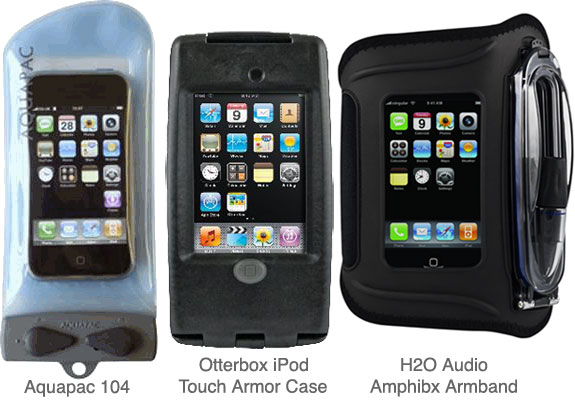 hot sale online d2c10 b6c8d The Best Waterproof Cases for the iPod and iPhone | Spot Cool Stuff ...