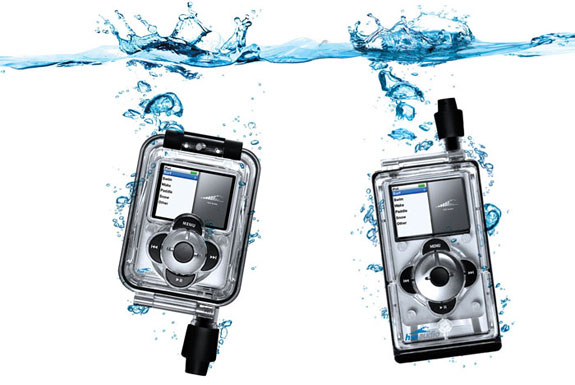 iWaterproof Your iPod and iPhone