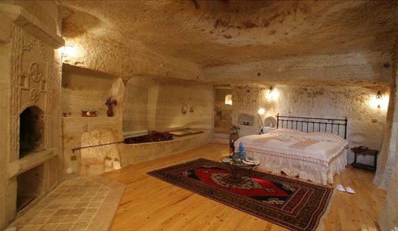 aydinli cave house Cappadocias Cave Hotels
