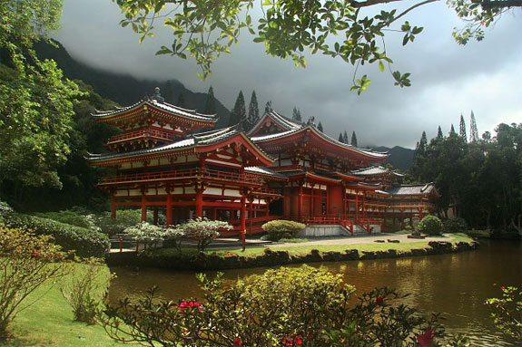 byodo in temple LOST Hawaii